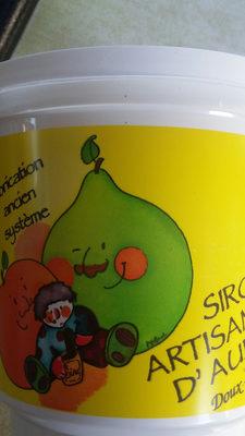 Sirop d'Aubel Pommes & Poires - Product