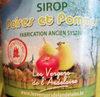 Sirop poires et pommes - Product