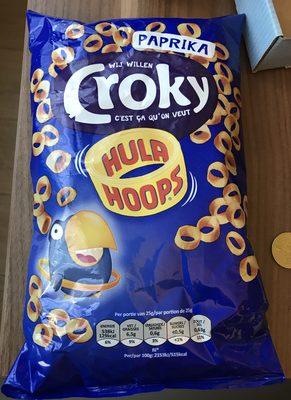 Hula Hoops Paprika - Product