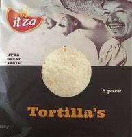 Tortilla's - Prodotto - fr