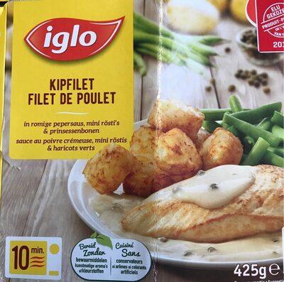 Filet de poulet - Product - fr