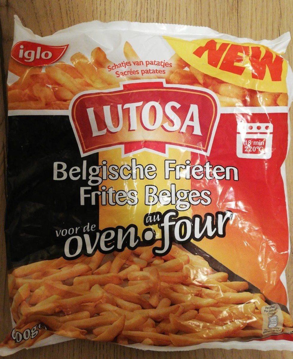 Frites belges - Product - en