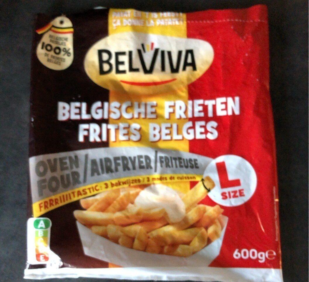 Frites belges - Product - fr