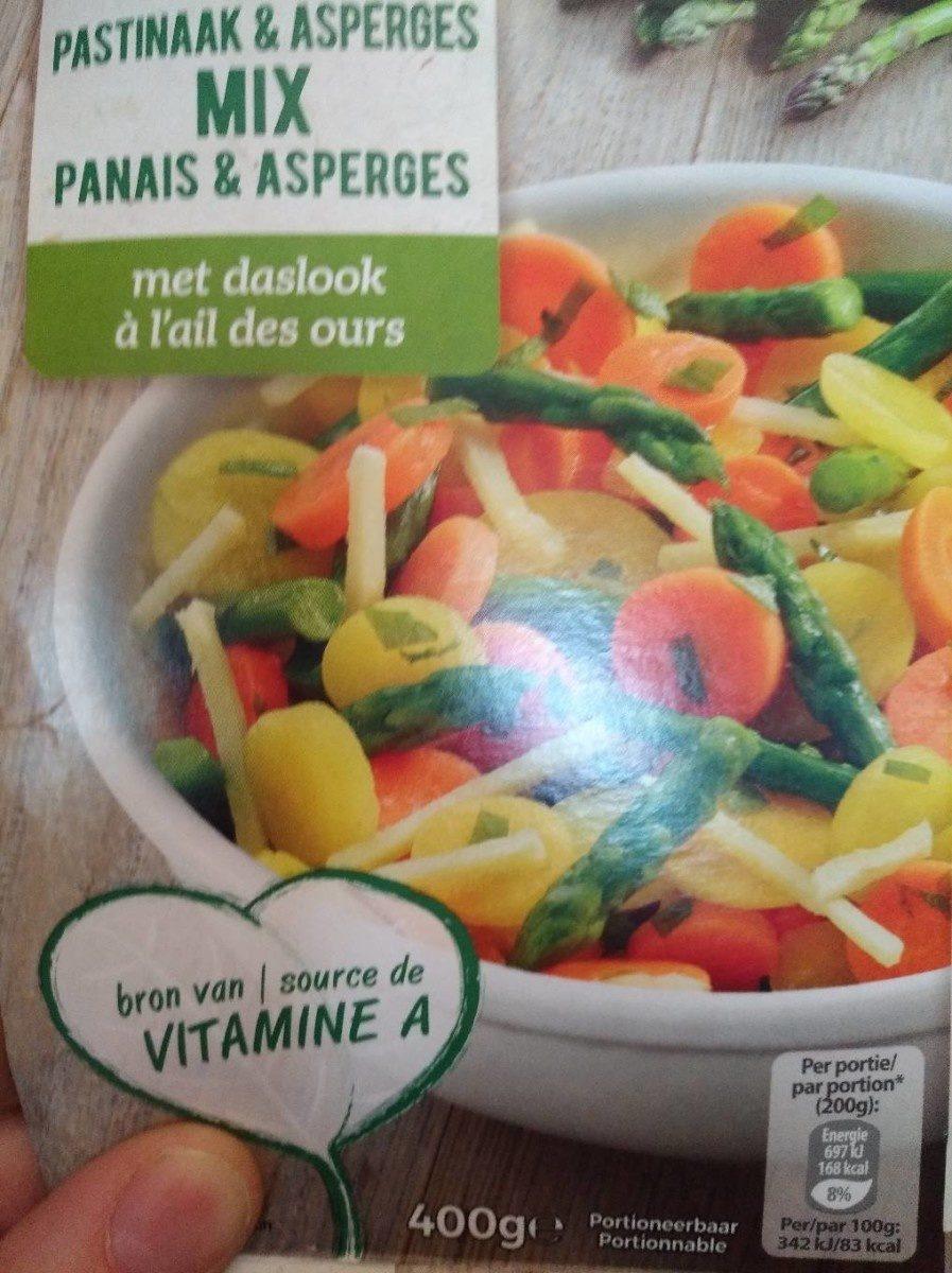 Mix panais&asperges - Product - en