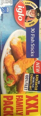 Iglo Fish Sticks - Product