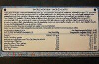 Kombinos tomate mozzarella - Voedingswaarden