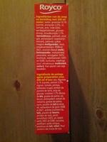 Suprême de potiron crunchy - Ingrédients - fr