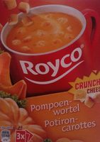 Potiron carottes - Product - fr