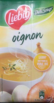 Soupe à l'oignon - Product - fr