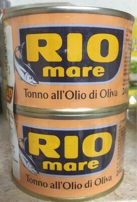 Thon a l'huile d'olive - Produit - fr