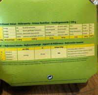 Sungold kiwifruit - Ingrédients - fr