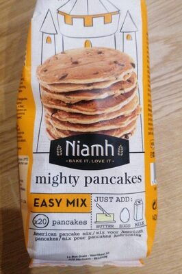 Mighty pancakes - Product - fr