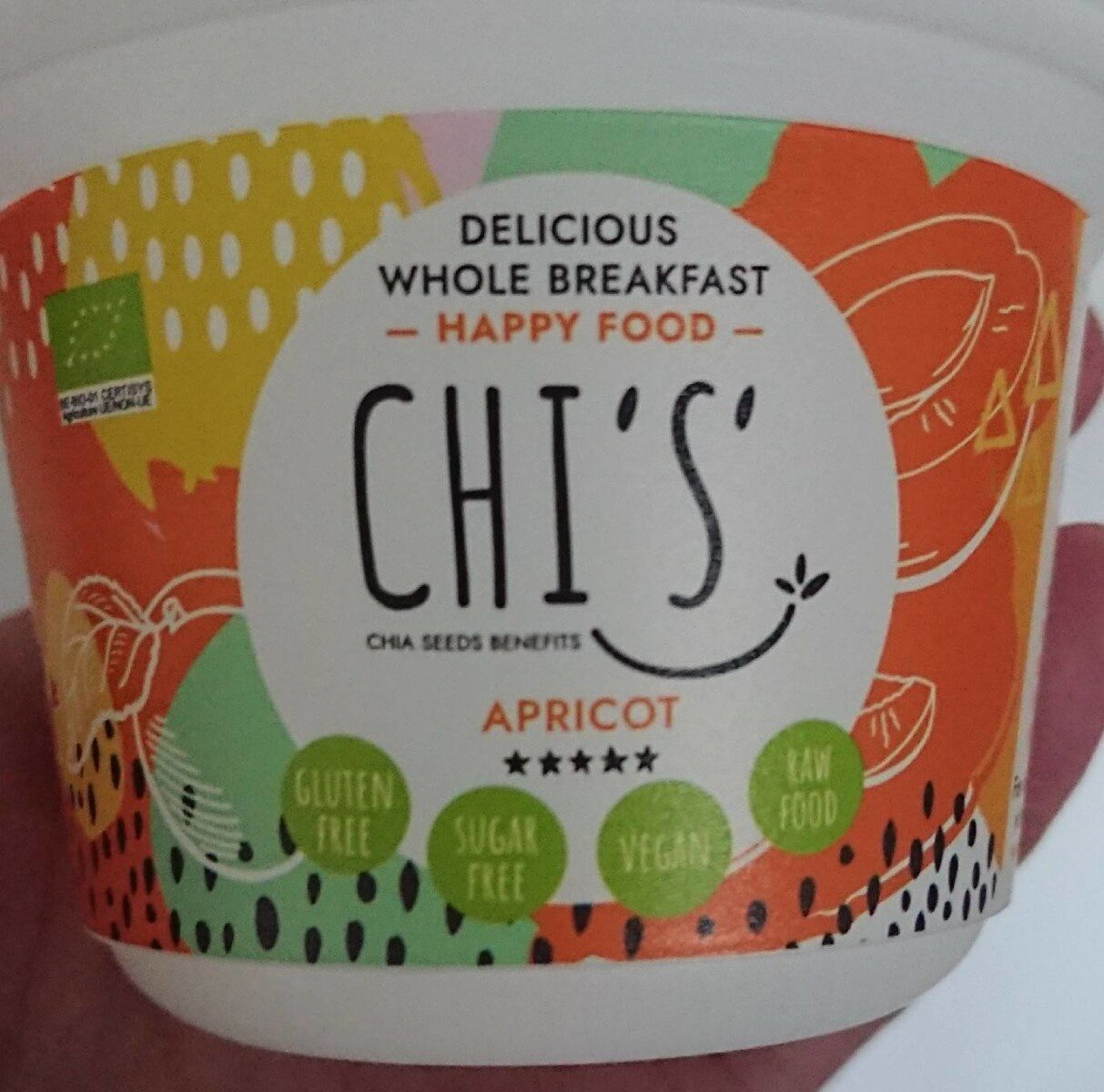Chi's Breakfast Apricot - Product - fr