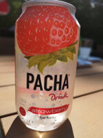 Pacha Drink Strawberry - Prodotto - fr