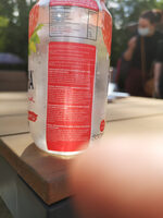 Pacha Drink Strawberry - Ingredienti - fr