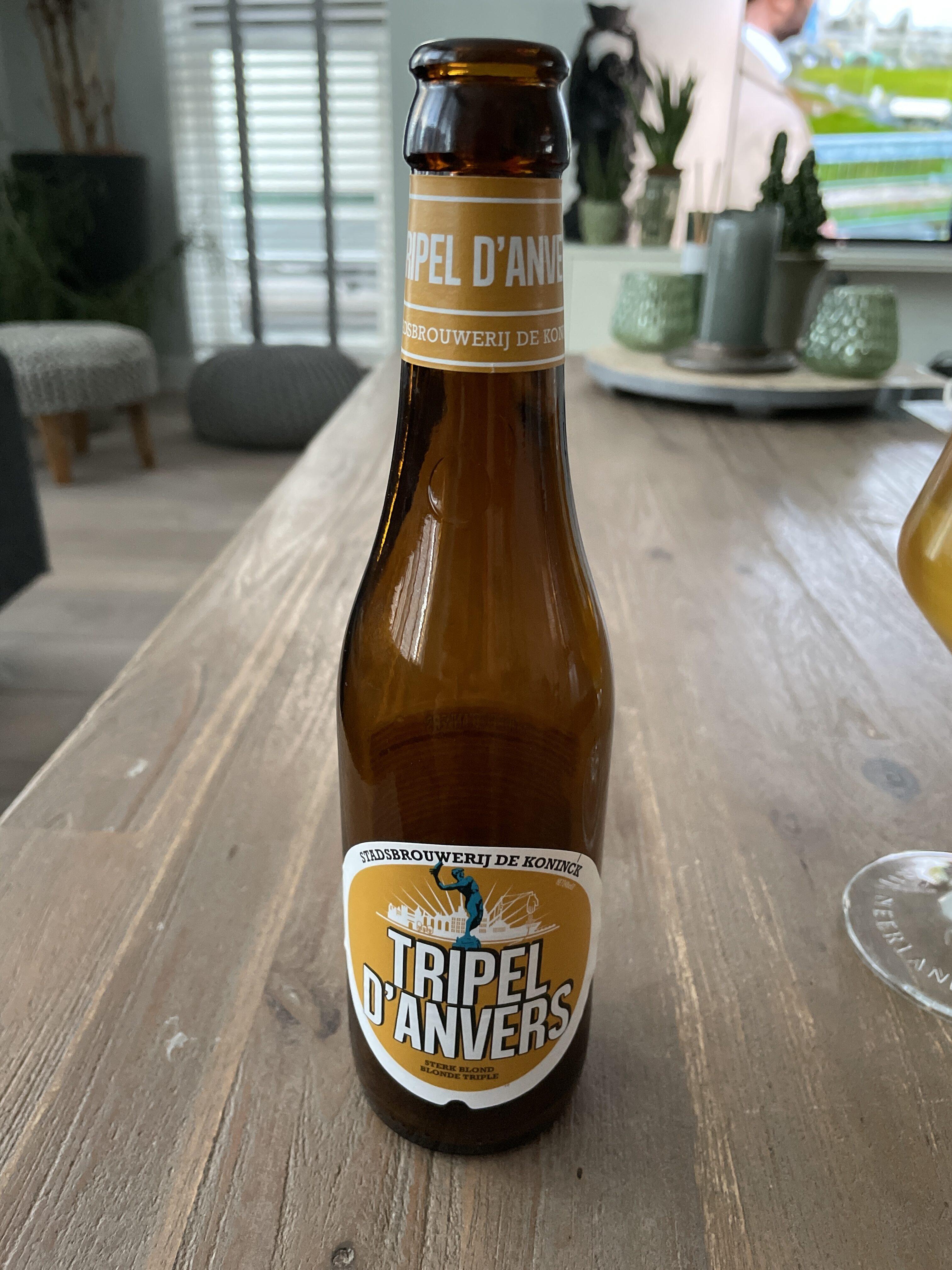 Triple d'Anvers - Prodotto - fr