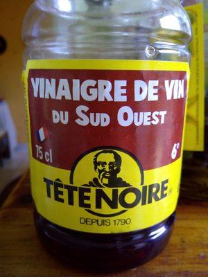 Vinaigre de vin du Sud Ouest - Produit - fr