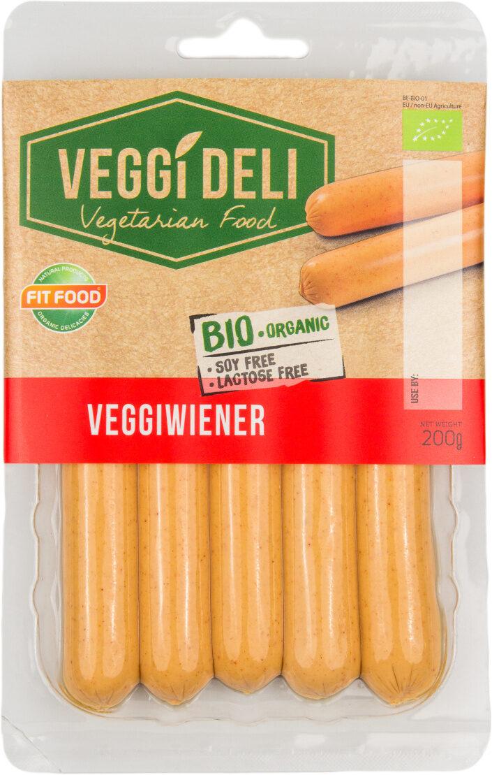 Sausages VeggiWiener - Produit - fr