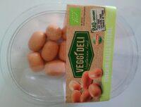 Snacking balls natural - Produit - fr