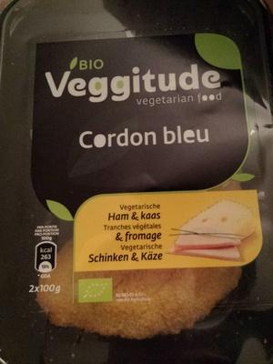 Cordon bleu végétal - Produit - fr