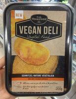 Schnitzel Nature Végétalien - Produit