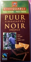 Ethiquable Noir Orange - Product - fr