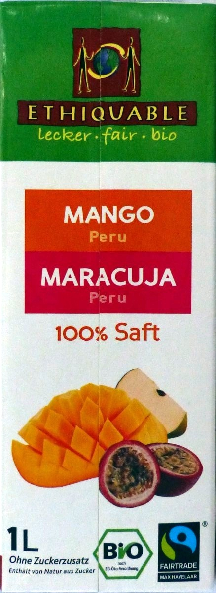 Jus Mangue-Passion - Product - fr