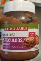 Spéculoos spread - Product