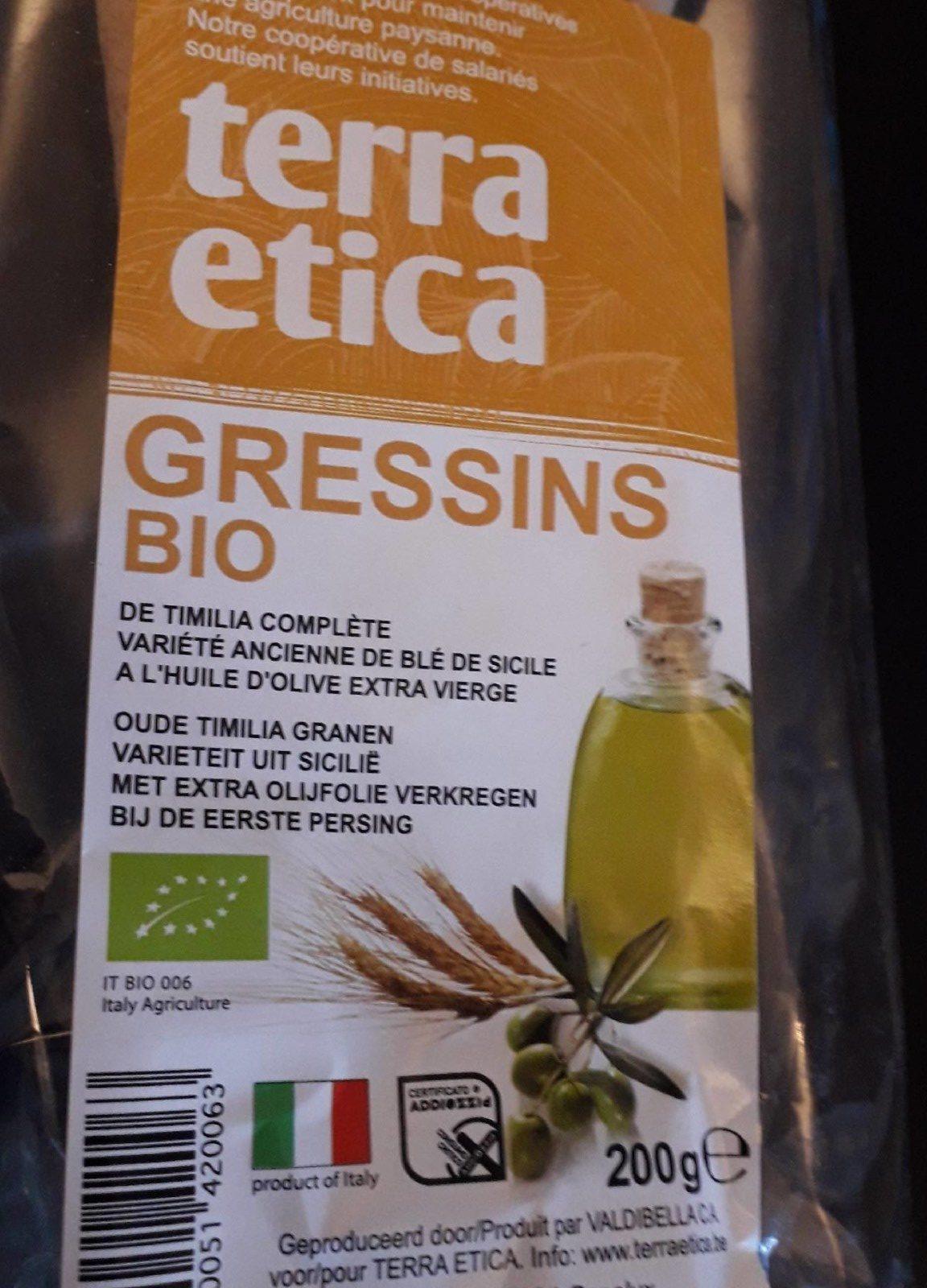 Gressins bio - Product - fr