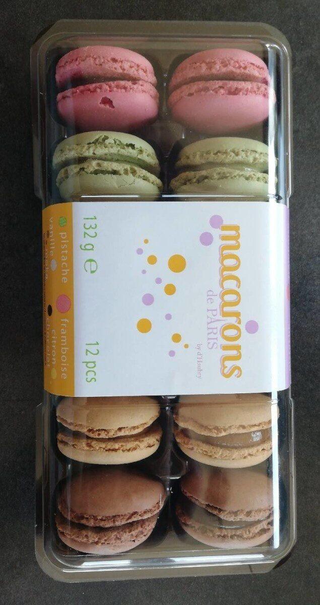 Macarons de Paris - Product