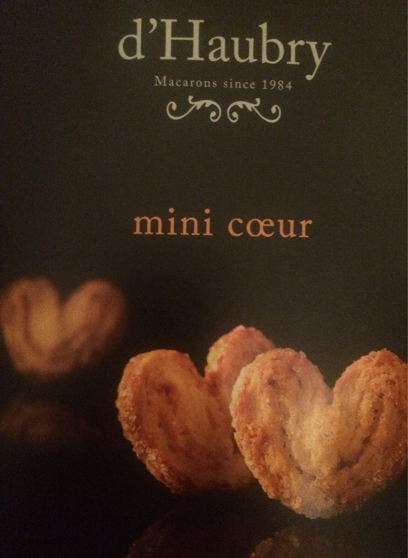 Mini coeur - Produit
