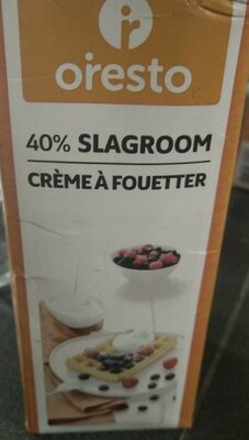 Crème a fouetter - Product - fr