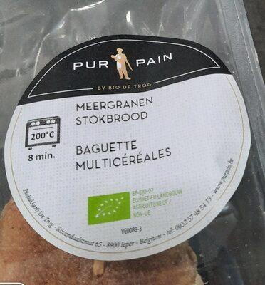 BAGUETTE MULTICEREALES - Product - fr