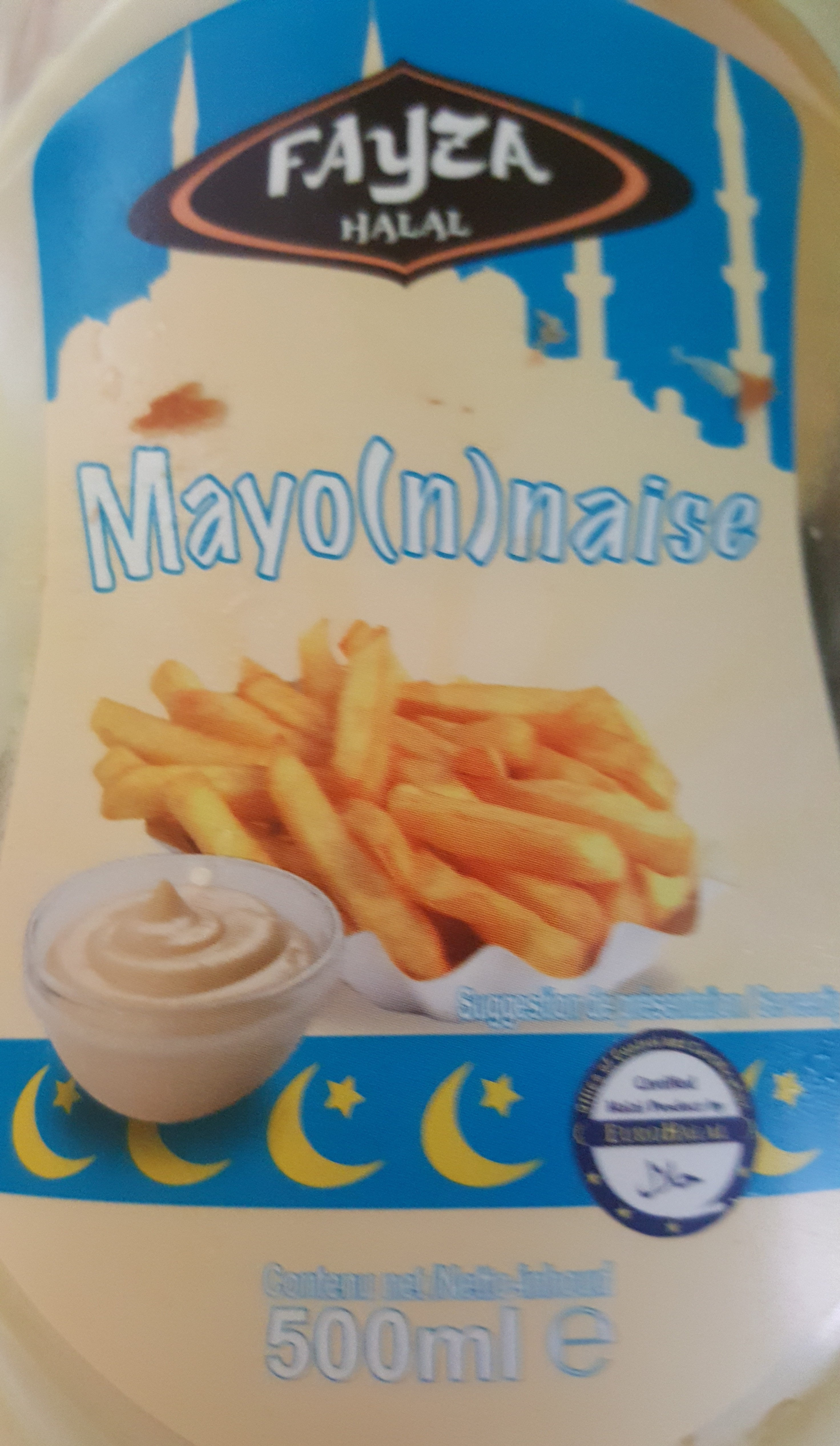 mayo(n)aise - Product