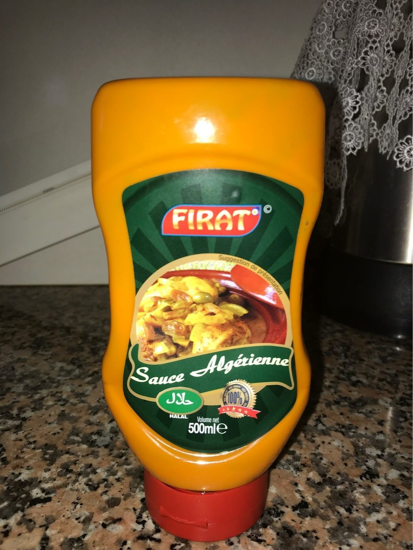 Sauce algerienne - Product