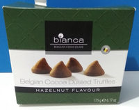 Belgian Cocoa Dusted Truffles - Product