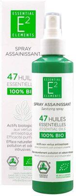 Spray naturel aerien, Complexe assainissant - Product