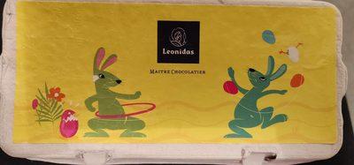 Maître chocolatier - Produit