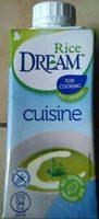 Rice Dream Cuisine - Product - fr
