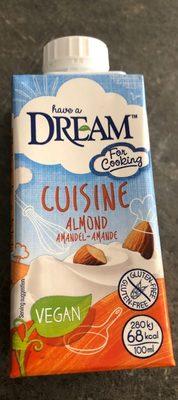 Amande cuisine - Product