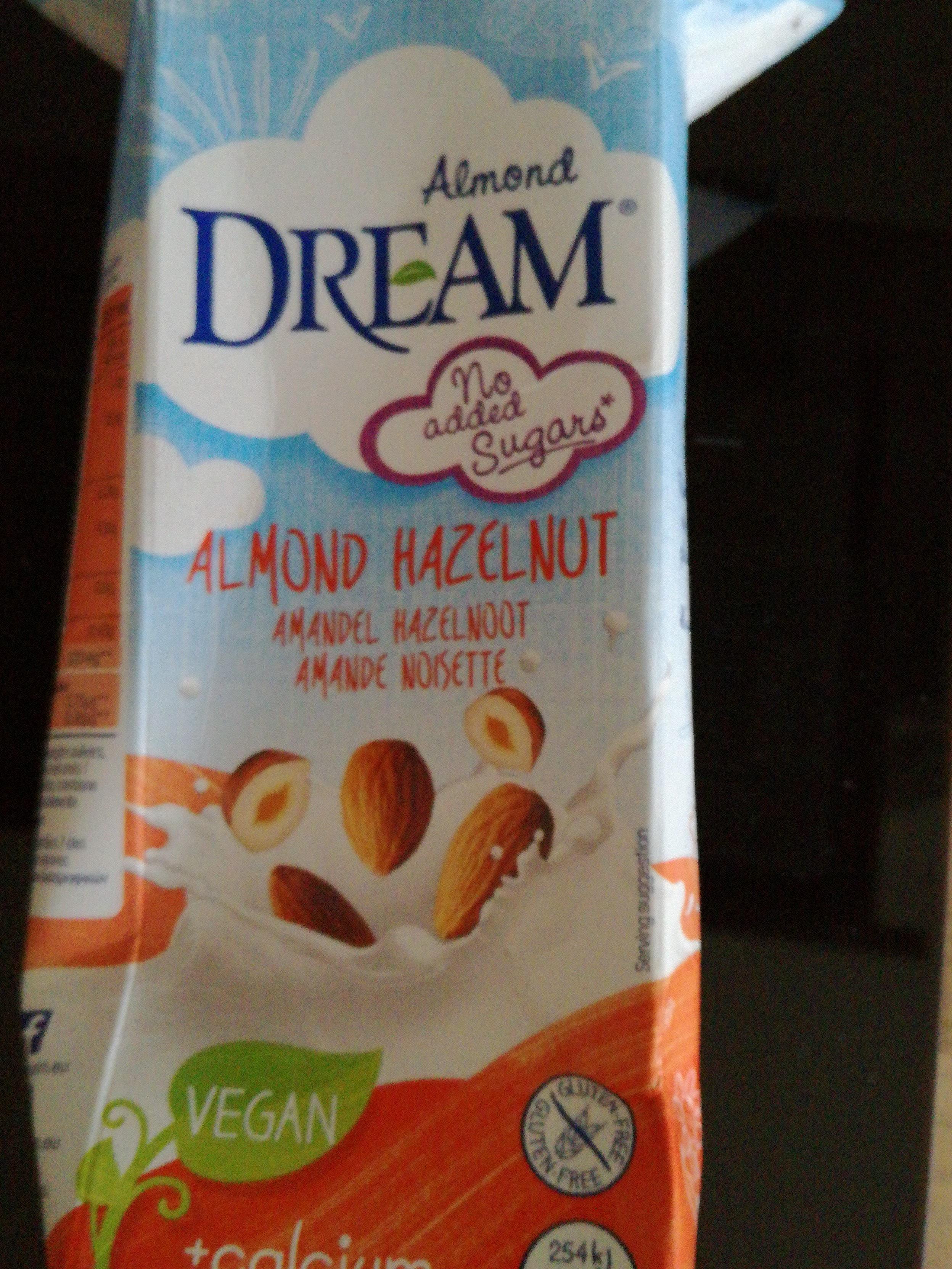 amande noisette vegan - Produit