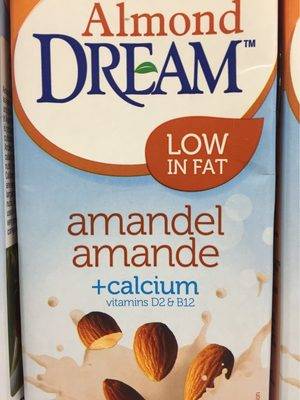 Almond Dream, Mandel - Voedingswaarden