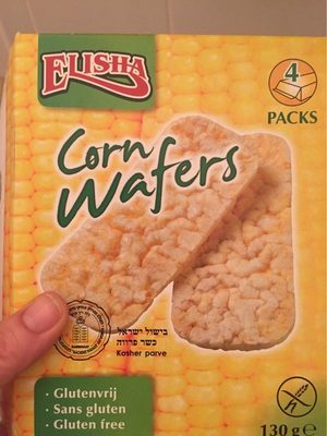 Corn wafers - Product