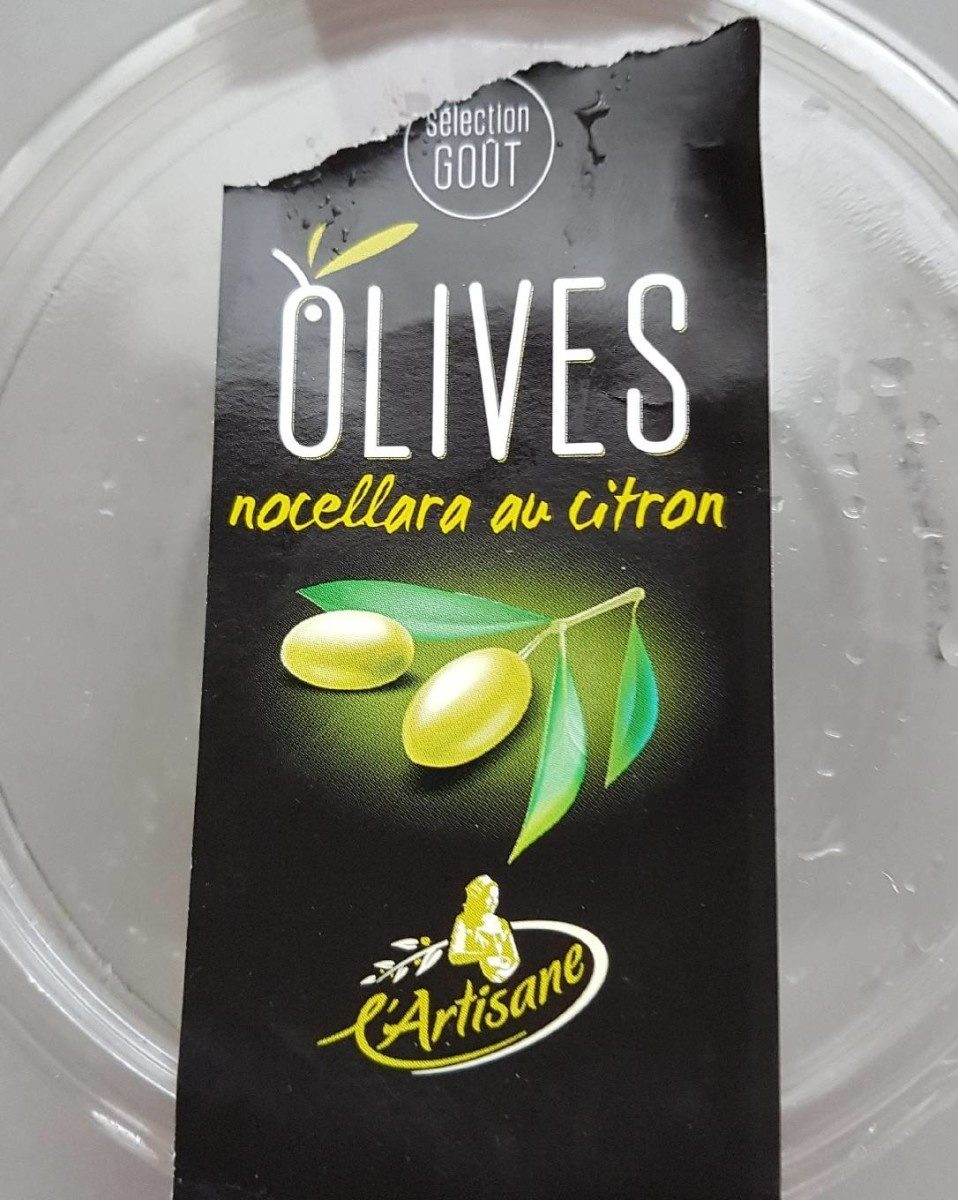 Olives - Product