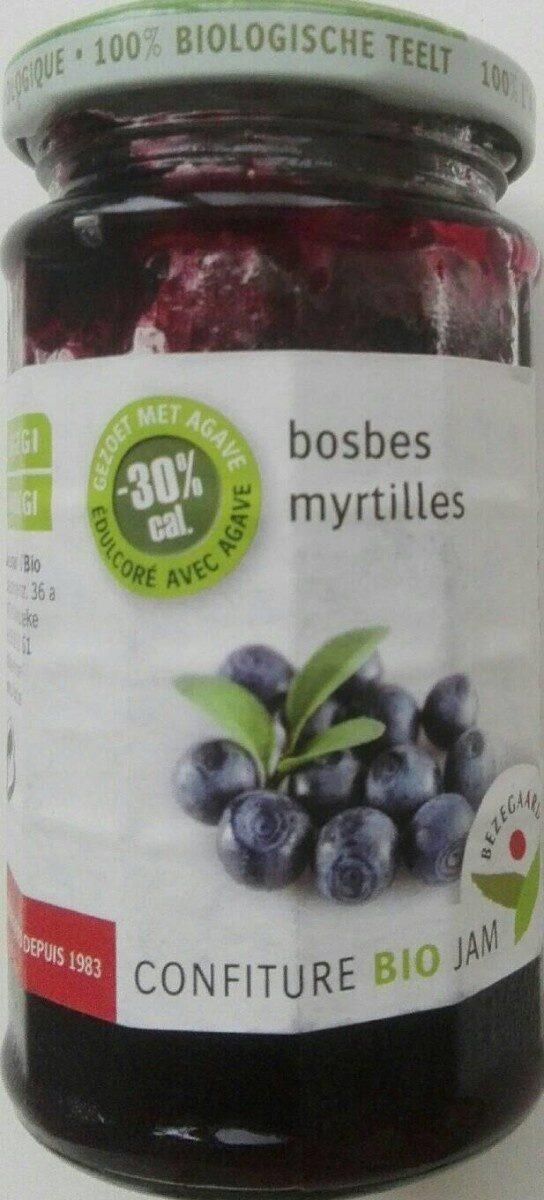 Bosbes confituur - Product - fr