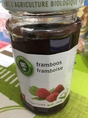 Framboos confiture Bio Jam - Product