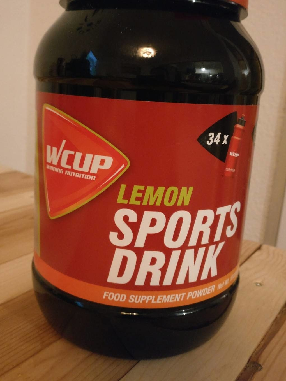 Sport drink - Produit