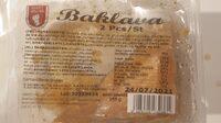 Baklava - Product - fr