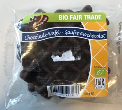 Gaufre au Chocolat - Product - fr