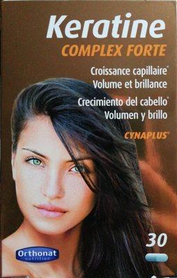 Kératine complex forme - Product - fr